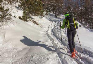 sentieri sci alpinismo